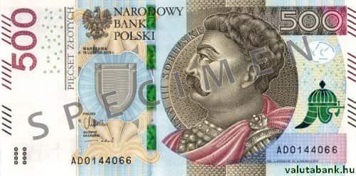 lengyelországi árfolyam)